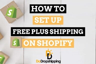 How To Set Up Free Plus Shipping on Shopify