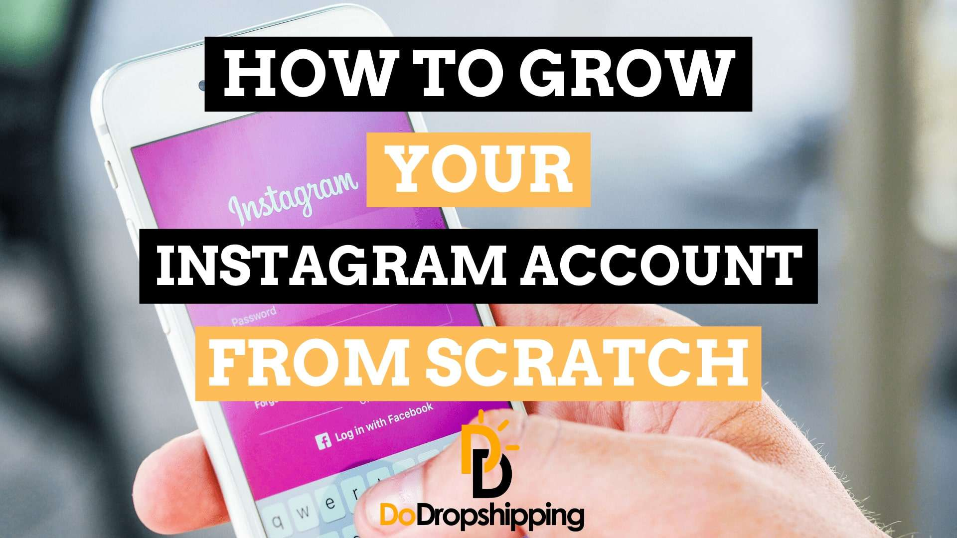 Dropshipping Instagram Account: Create & Grow Your Profile!