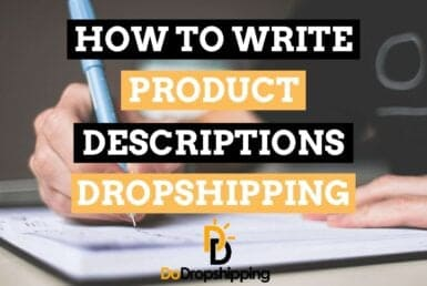 Product Descriptions For Dropshipping! Write descriptions that sell