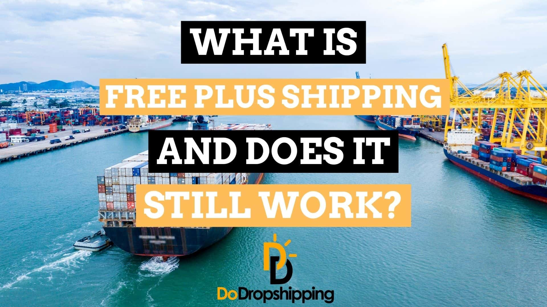 Free Plus Shipping Method | What is it and Does it Still Work in 2019?