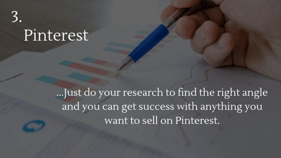Advertise Dropshipping Store: Pinterest