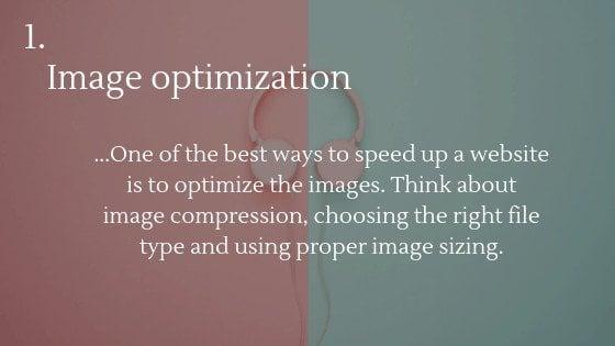 Shopify Speed Optimization: Image optimization