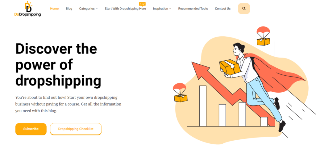 Best Dropshipping Websites: Do Dropshipping