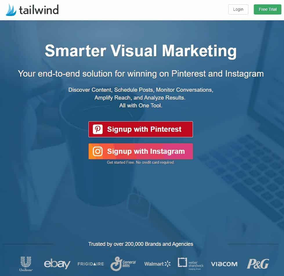 Dropshipping Tools: Tailwind