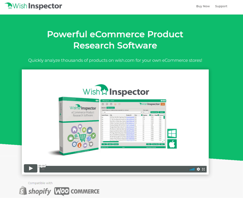 Best Dropshipping Product Research Tools: Wish Inspector