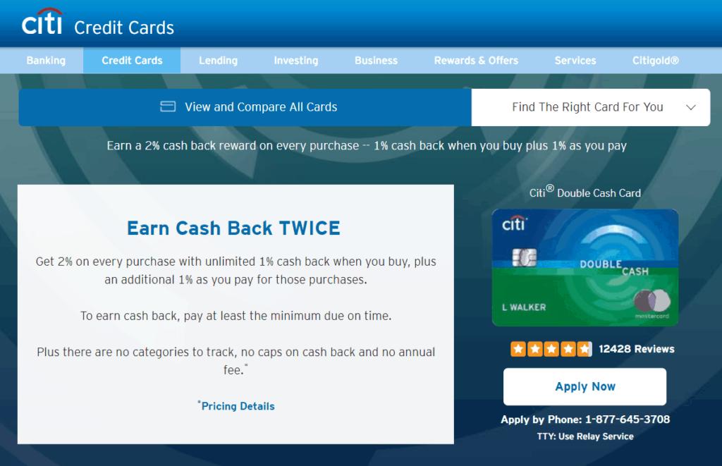AliExpress Dropshipping Cashback: Cashback Credit Card