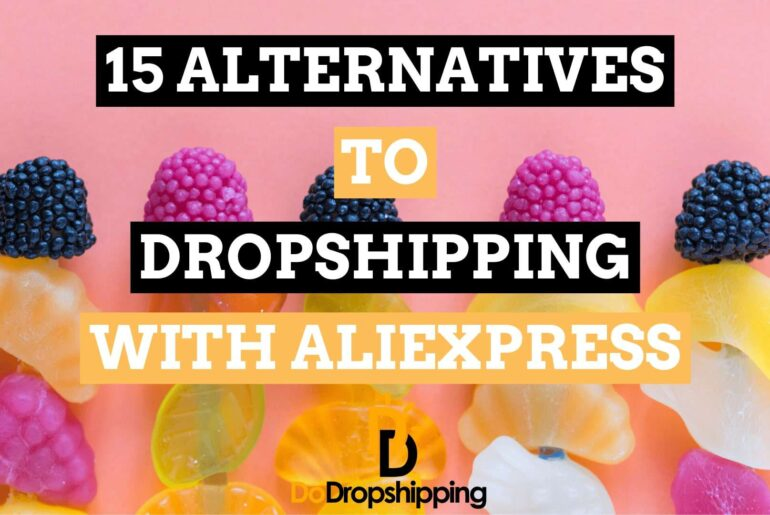 The 12 Best Alternatives to Dropshipping With AliExpress in 2020!