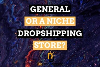 General vs Niche Dropshipping Store | What Should You Pick in 2021?