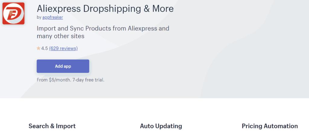 Oberlo Alternatives | AliExpress Dropshipping & More