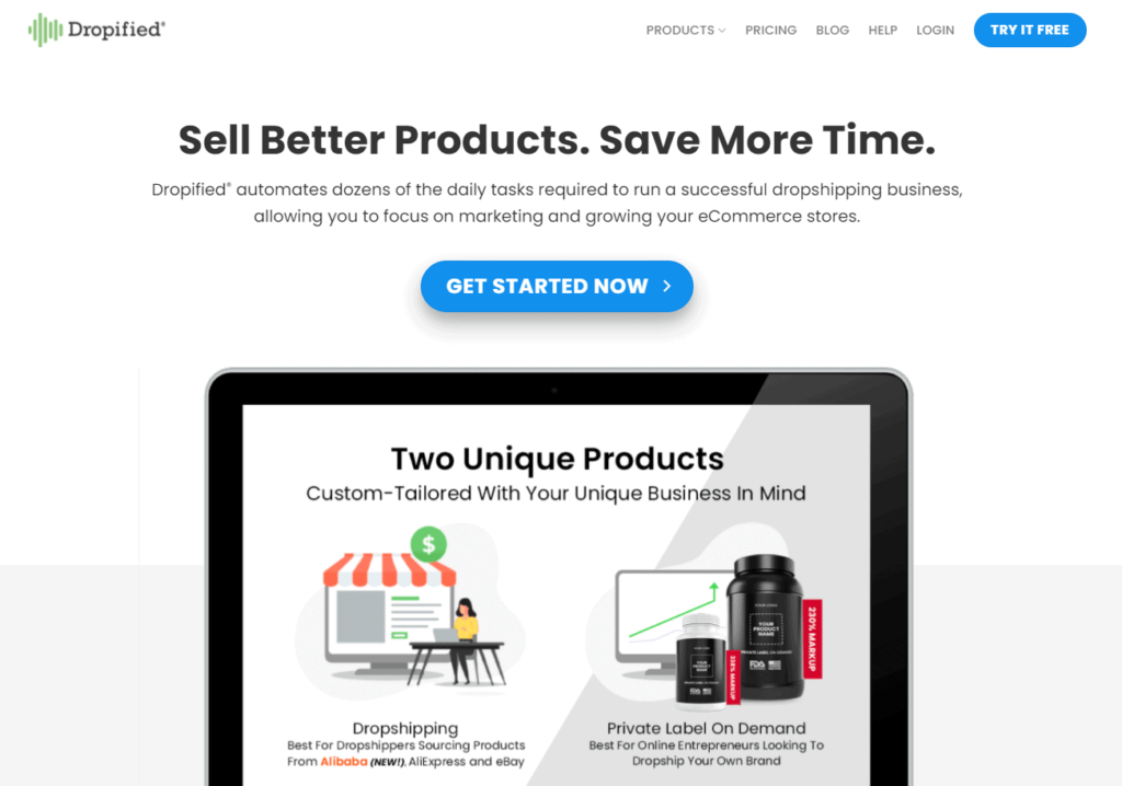 Dropshipping Automation Software | Dropified
