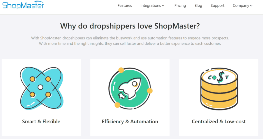 Dropshipping Automation Software | ShopMaster
