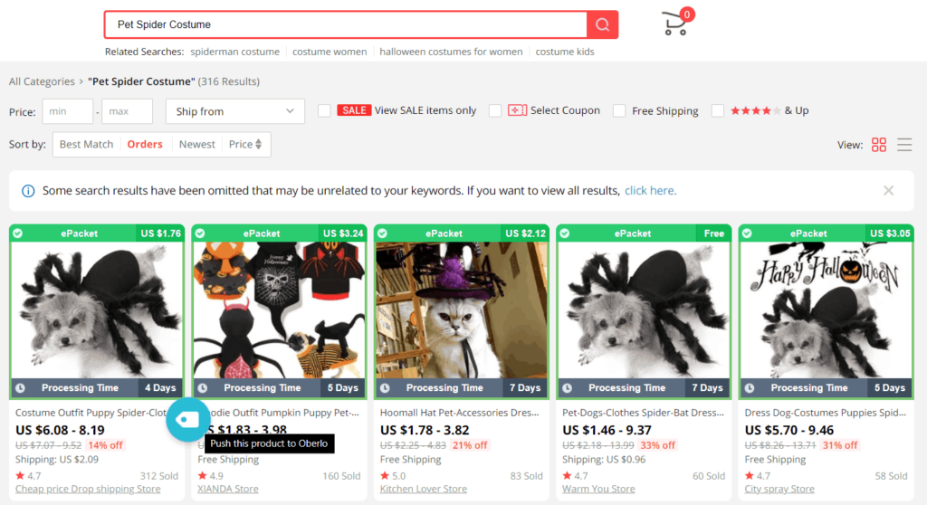 How to Import AliExpress Products to Your Dropshipping Store | Step 2: Importing your AliExpress Products