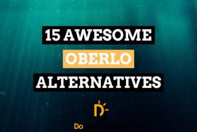 There is more out there then just Oberlo! Learn about 15 Awesome Oberlo Alternatives!