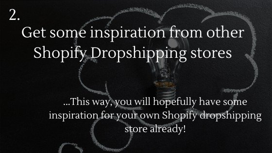 Shopify Dropshipping: Create Your Own Store | Get some inspiration from other Shopify Dropshipping stores