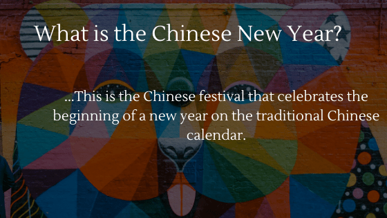 Chinese New Year and Dropshipping: What is the Chinese New Year?