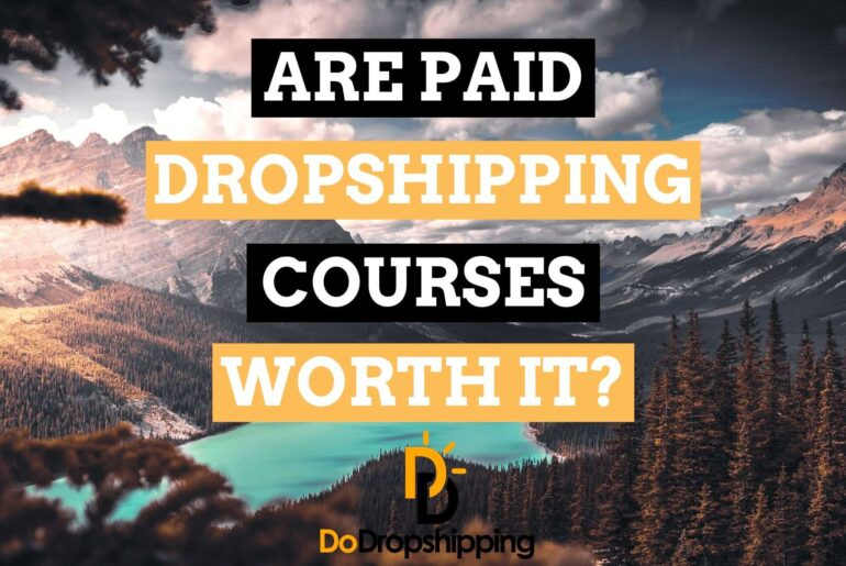 Are Paid Dropshipping Courses Worth the Money in 2020? Find out Now!