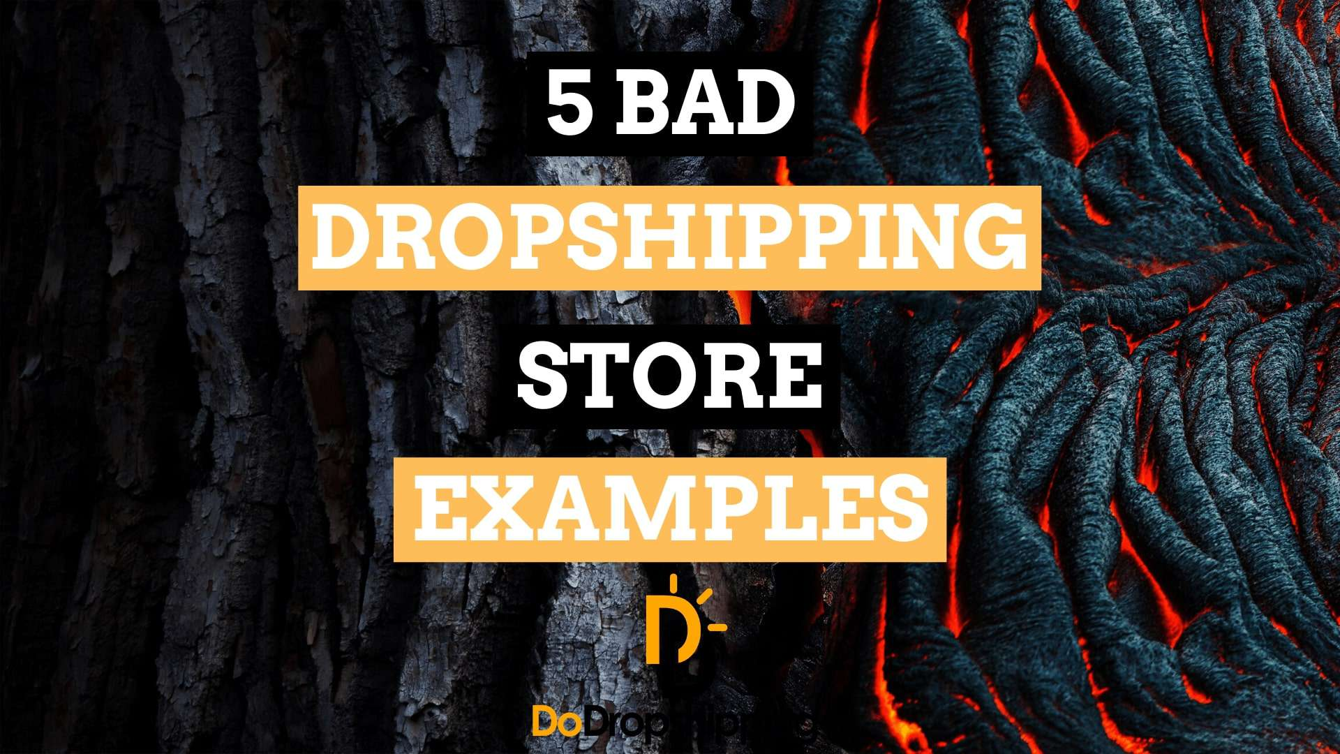 5 Bad Dropshipping Store Examples & What They Can Improve   Inspiration