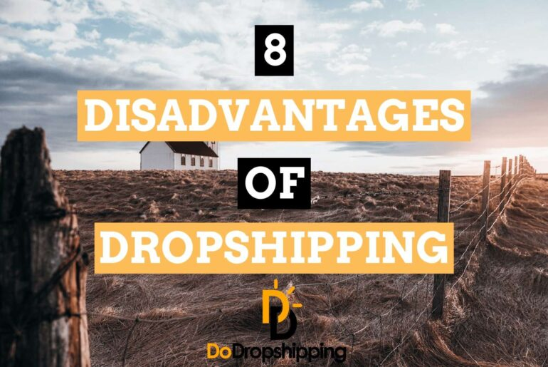 8 Disadvantages of Dropshipping & How to Beat It in 2020!