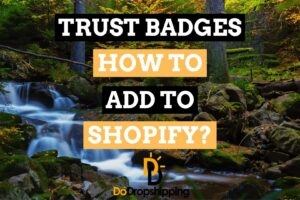 How to Add Trust Badges to Your Shopify Store in 2020?