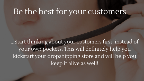 How to Beat the Competition of Your Dropshipping Store | Be the best for your customers