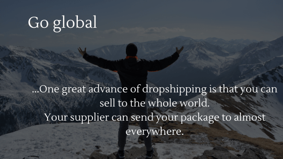 How to Beat the Competition of Your Dropshipping Store | Go global