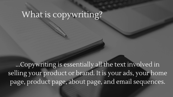 Copywriting for Dropshipping Stores   What is copywriting?