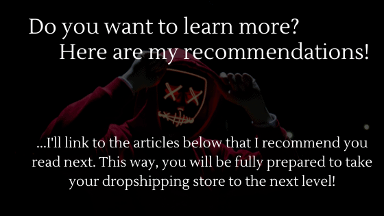 Do you want to learn more about dropshipping in 2020? Awesome! Here are my recommendations!