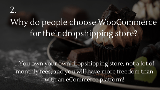 How to Open a WooCommerce Dropshipping Store: Why do people choose WooCommerce for their dropshipping store?