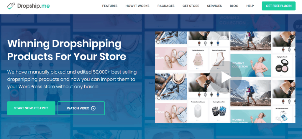 WooCommerce AliExpress Dropshipping Plugins: Dropship.me