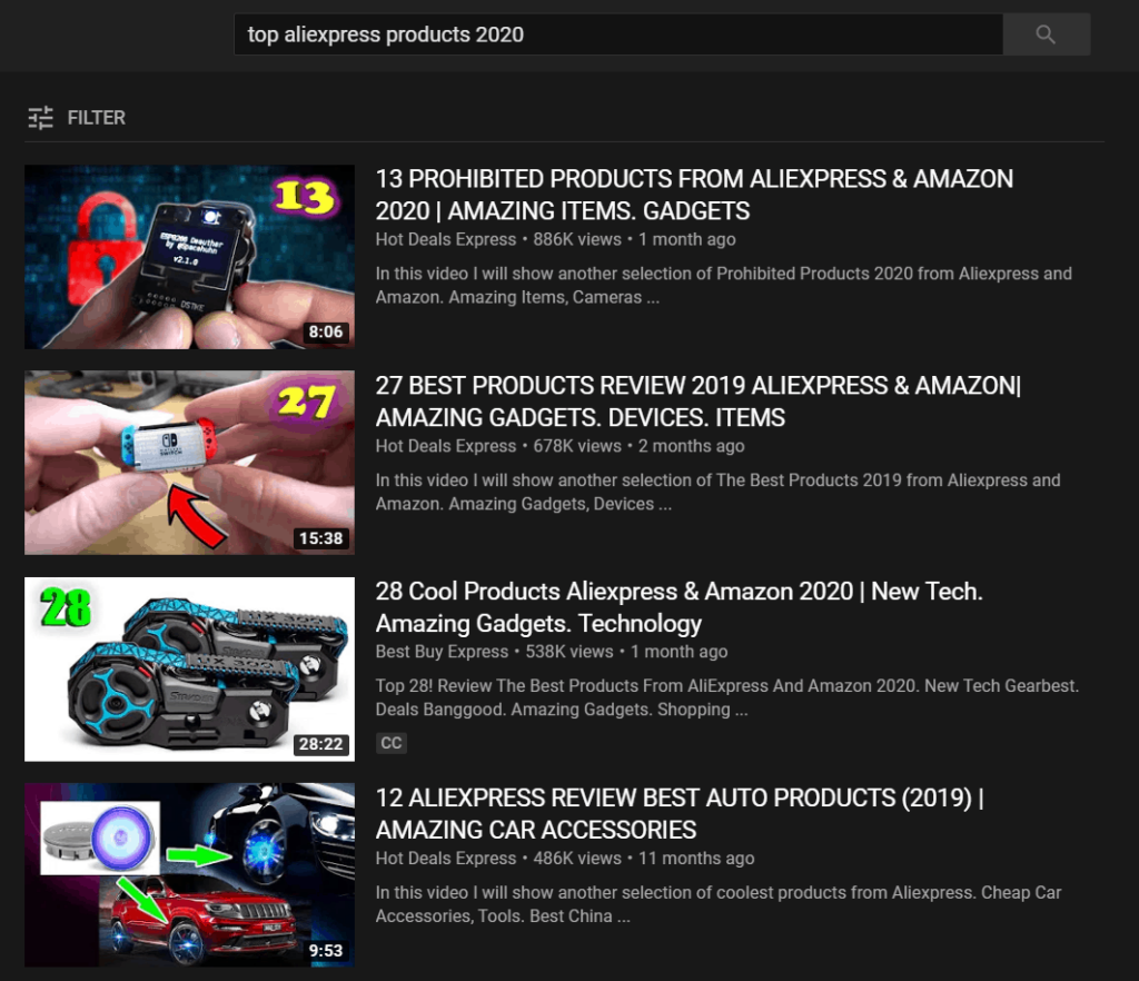 How to Find Winning Dropshipping Products | Best Products YouTube Videos