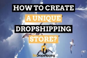 Unique Dropshipping Store: 11 Amazing Tips to Create One in 2021!