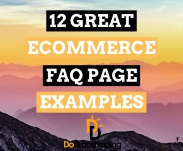 12 Great Ecommerce FAQ Page Examples in 2021