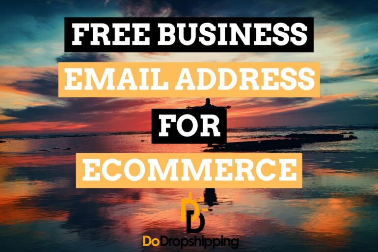 Free Business Email Address for Ecommerce: How To Set It Up