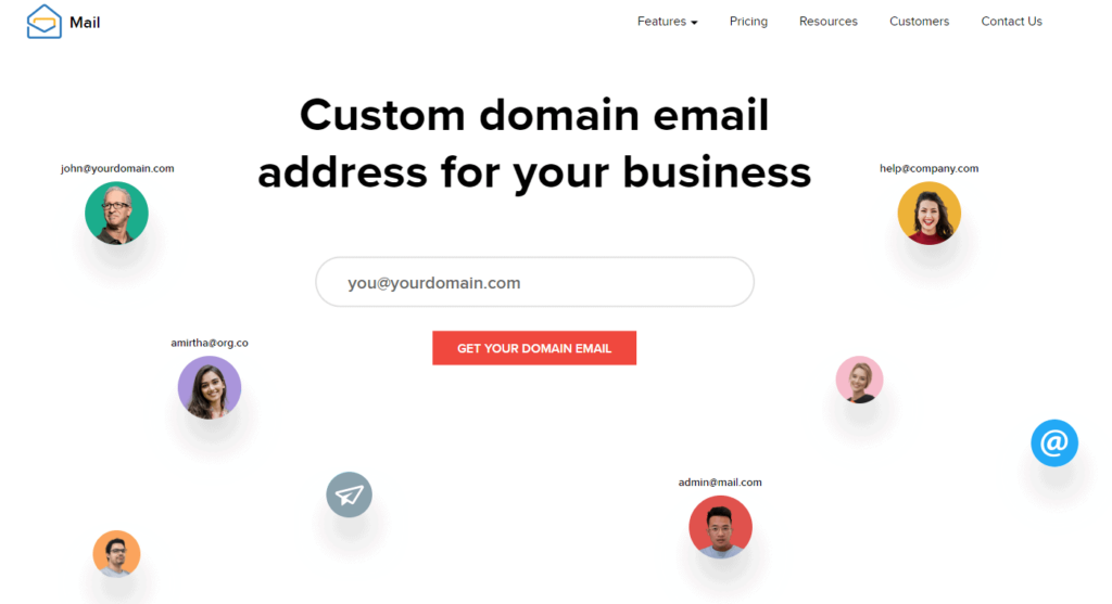 Using Zoho to get a free business email address for Ecommerce