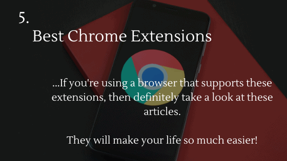 If you're using a browser that supports these extensions, then definitely take a look at these articles