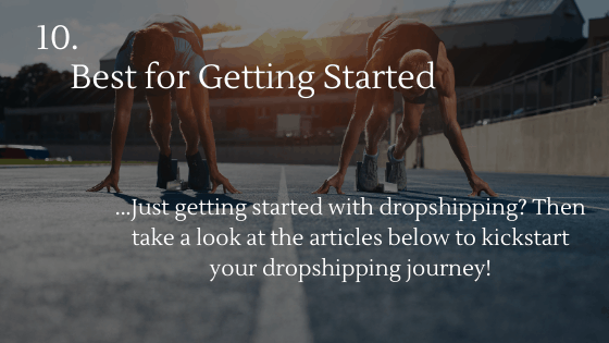 Just getting started with dropshipping? Then take a look at the articles below to kickstart your dropshipping journey