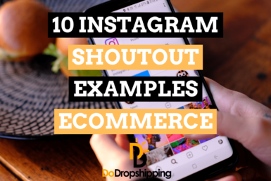 10 Instagram Shoutout Examples for Ecommerce in 2020