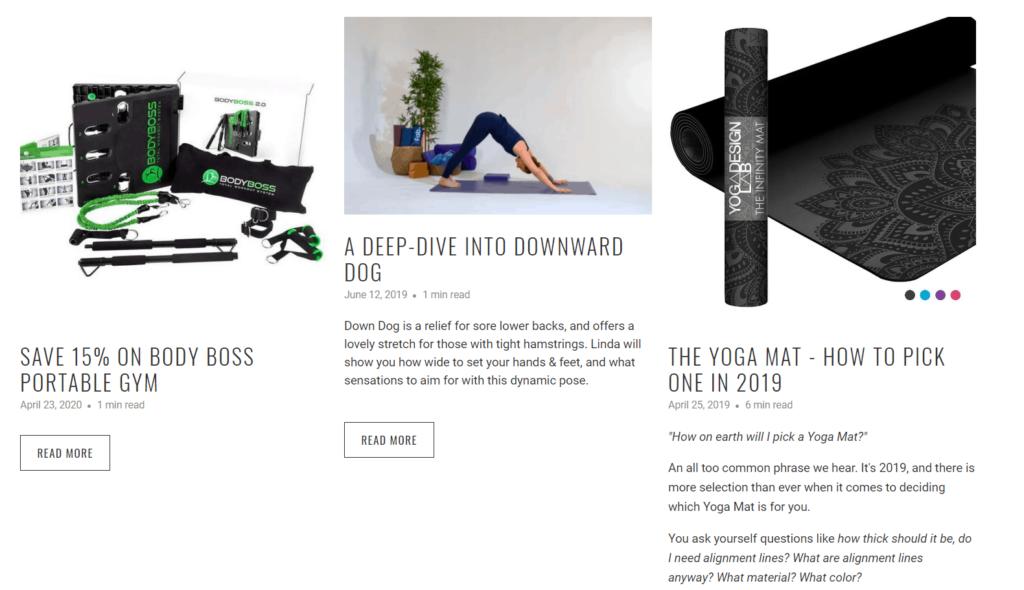Fab Shopify blog
