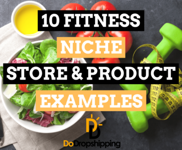 10 Fitness Niche Store & Dropshipping Product Examples in 2021