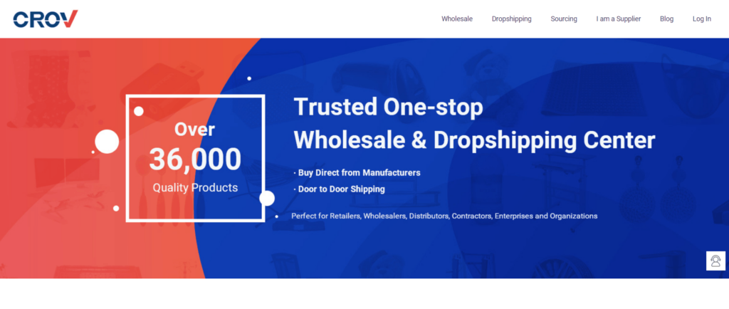 Crov best free US dropshipping suppliers