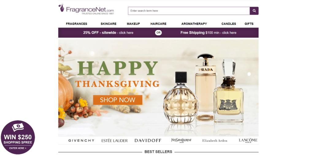 FragranceNet beauty dropshipping supplier