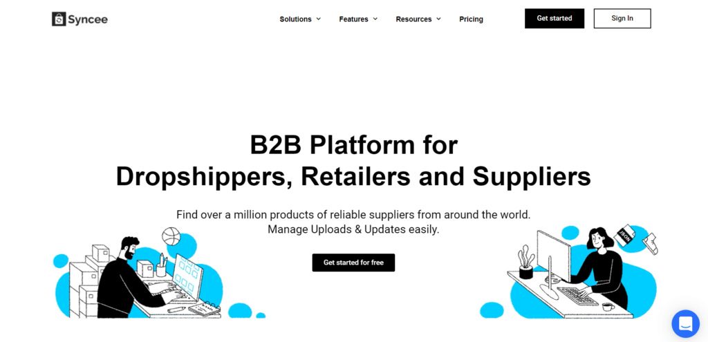 Best dropshipping suppliers from Europe Syncee