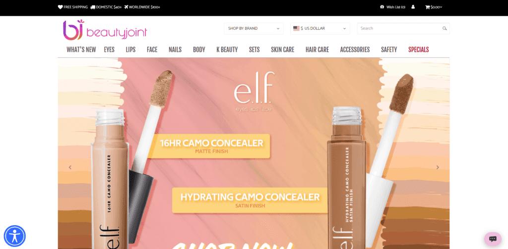 Beautyjoint beauty dropshipping supplier