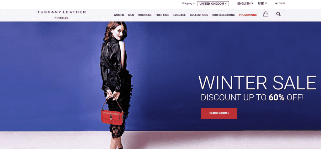 Tuscany fashion dropshipping supplier