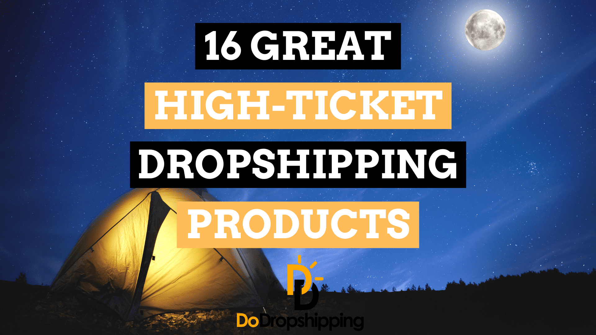 16 Great High-Ticket Dropshipping Product Examples