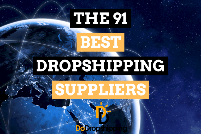 67 Best Dropshipping Suppliers Worldwide (Free & Paid)