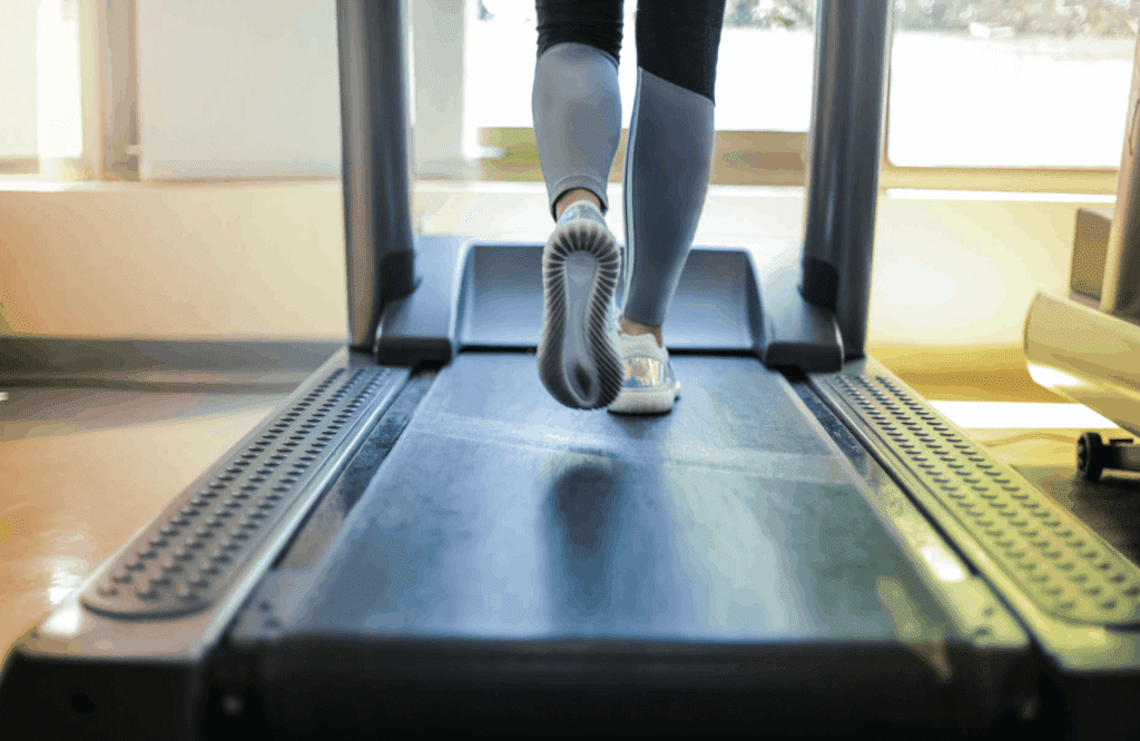 Treadmill high ticket dropshipping product example