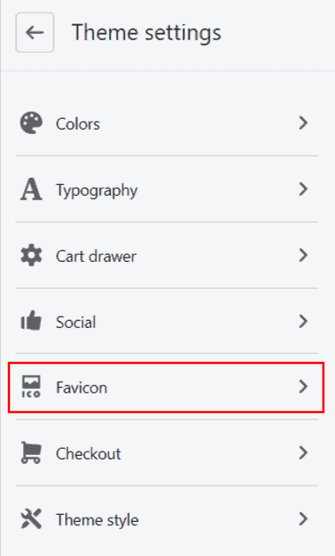 How to add a favicon to your Shopify store