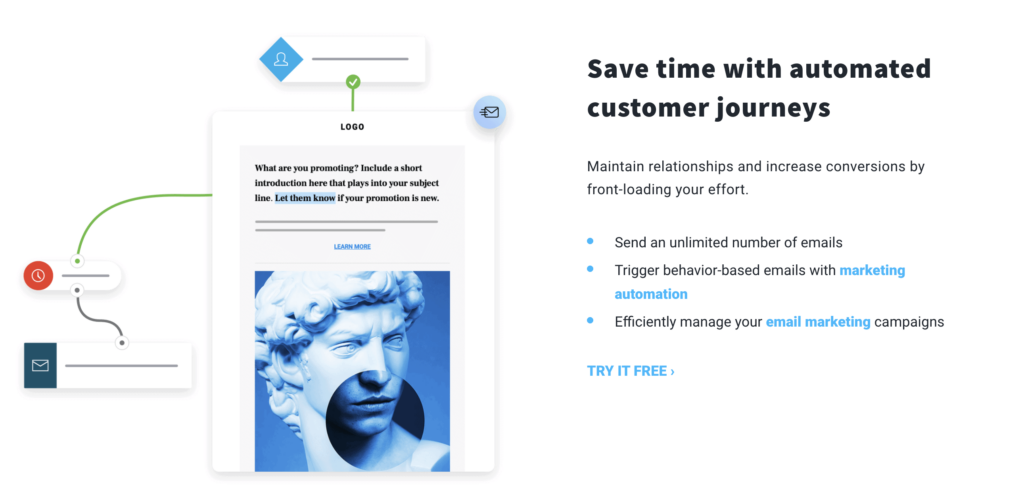 get response automation system page