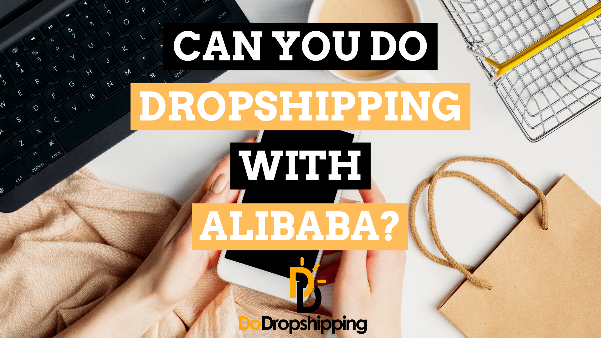 Can You Do Dropshipping With Alibaba?